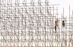 Scaffolds support higher learning