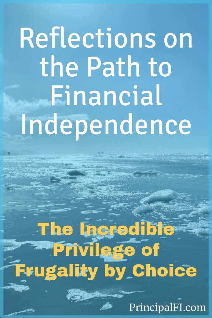 Musings on the Path to Financial Independence.