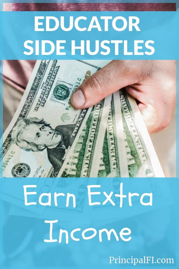 Real side hustles used by real educators to earn significant extra income.