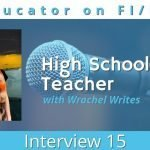 Educator on FIRE 15
