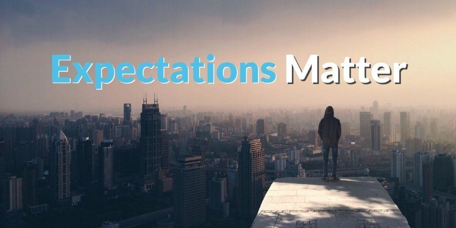 Expectations Matter in School And Personal Finance