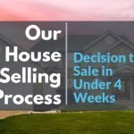 House Selling Process Under 4 Weeks