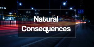 Natural consequences - traffic at night