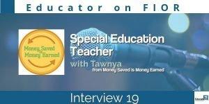 Educator on FIOR 19