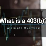 What is a 403b?