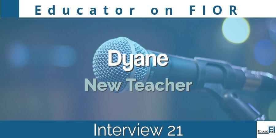 Educator on FIOR 21