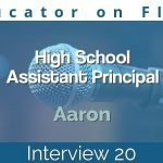 Educator on FIOR 20