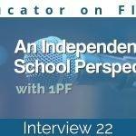 Educator on FIOR 22