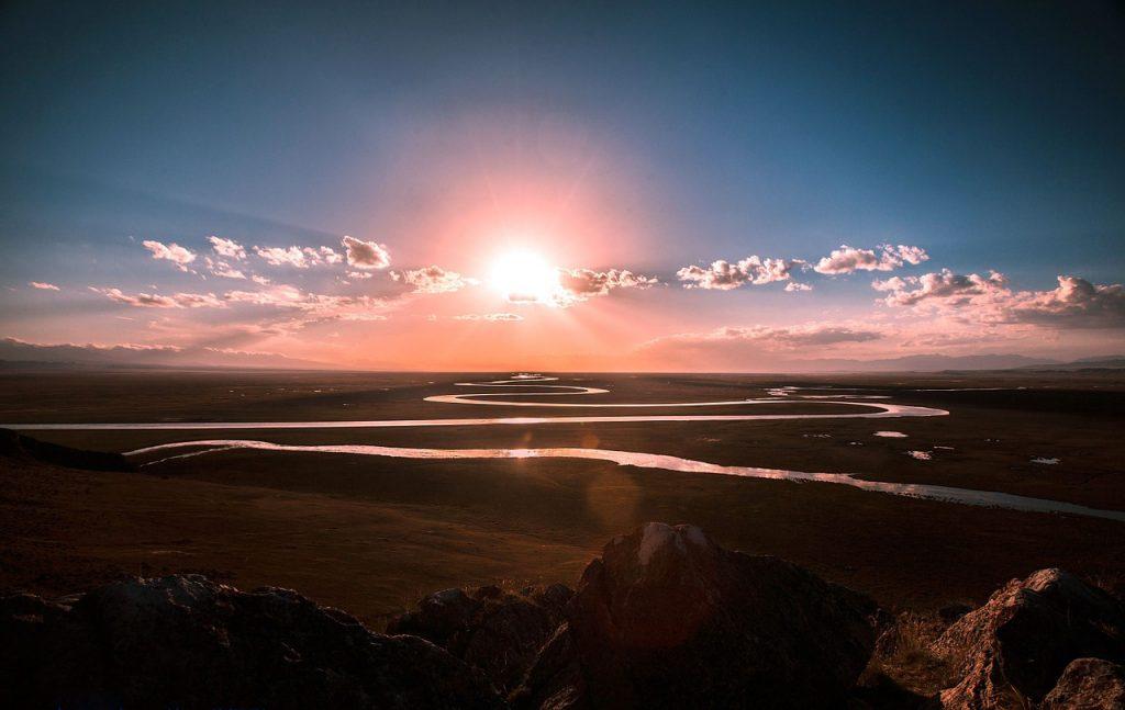 Sunrise - Popping Up Everywhere