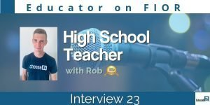 Educator on FIOR 23