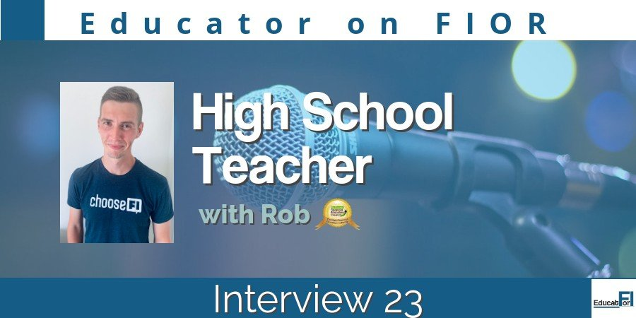 Educator on FIOR 23