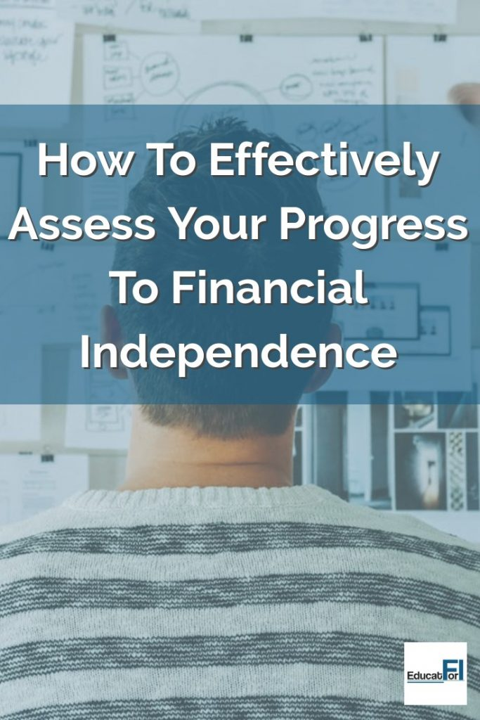 Effectively assess your financial progress by implementing a balanced assessement system.  Learn how the three tiers of effective assessment can be used to improve your path to financial independence.