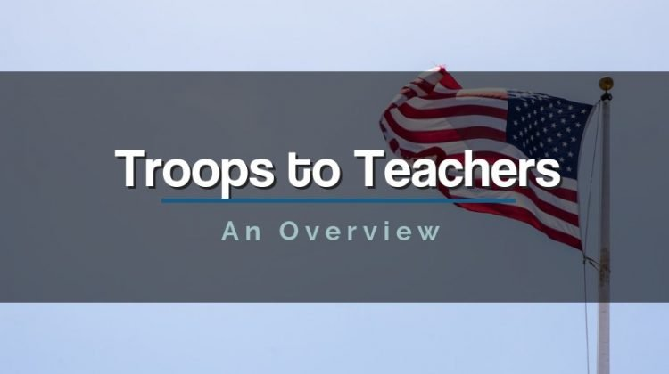 Troops to Teachers Overview