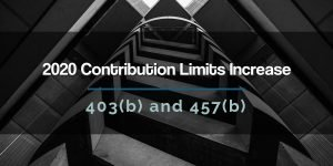 2020 403b contribution limits increase