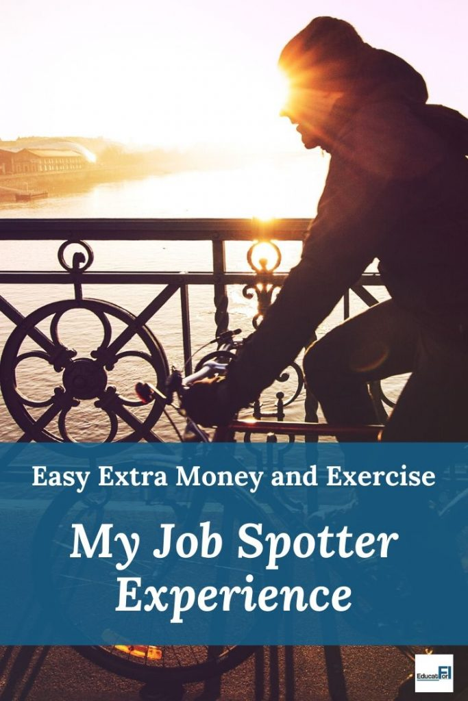 Job Spotter is a useful app.  Here's how I use  it to make a little easy extra money.