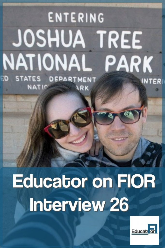 Educator on FIOR 26