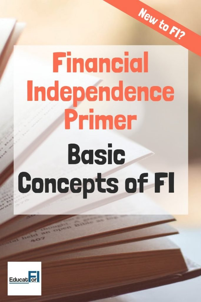 Are you ready to be financial free but don't know where to start?  Check out a quick financial independence primer to start your journey.