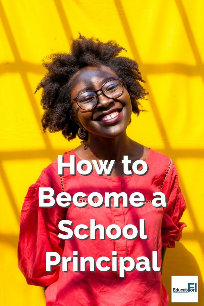 Wondering how to become a school principal?  An experienced school leader tells you exactly how you can become a school principal.  #schoolprincipal #howtobecomeaprincipal