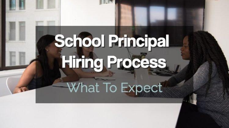 School Principal Hiring Process