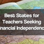 Best States for Teachers Seeking FI
