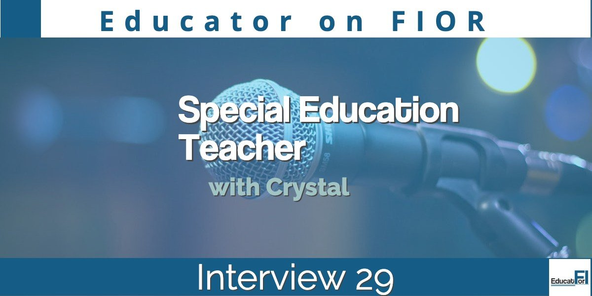 Educator on FIOR 29 Featured