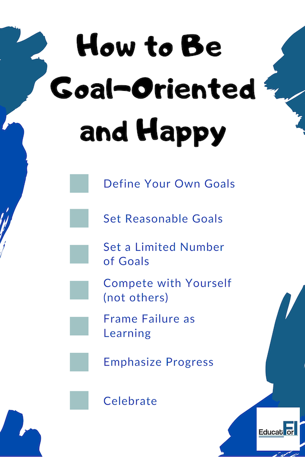 Goal Oriented List