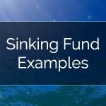 Sinking Fund Examples