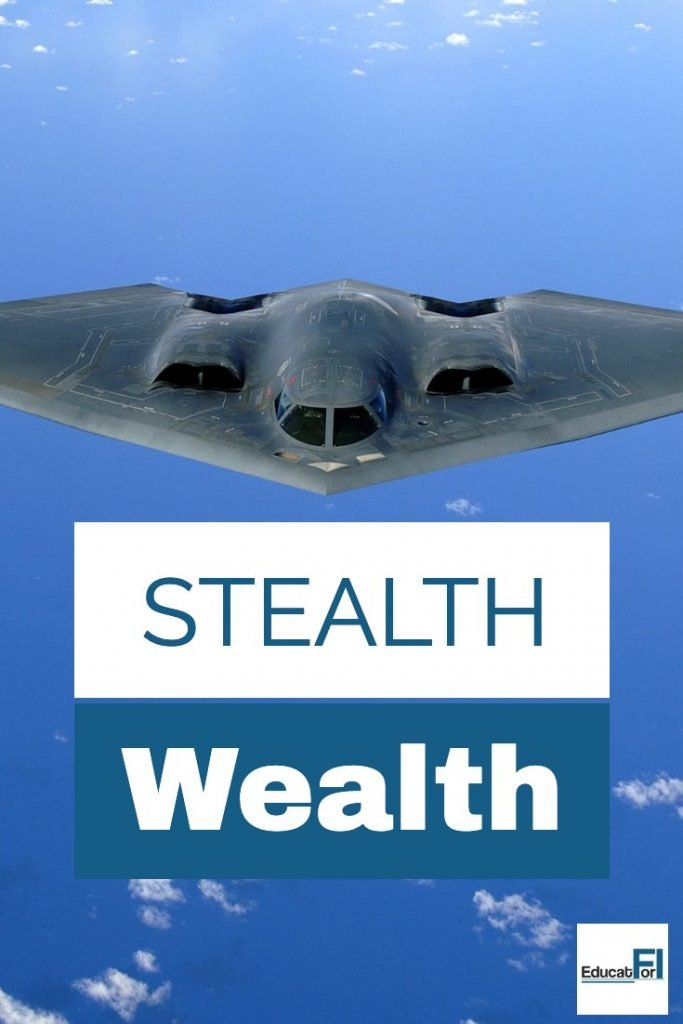 Practice stealth wealth to build and preserve your financial future!