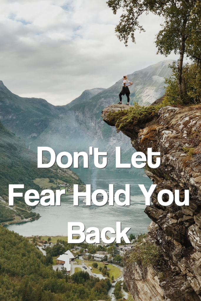 Don't Let Money Fears Hold You Back