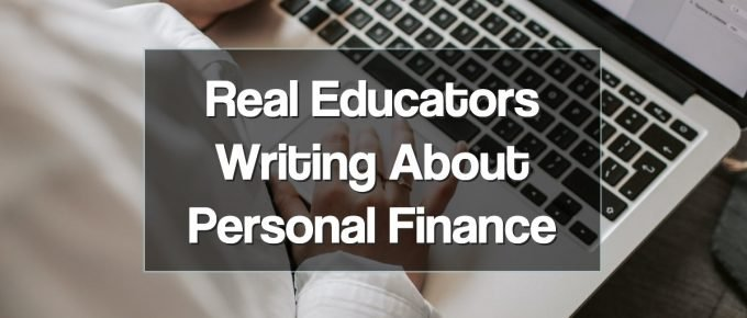 Educators Writing About Personal Finance