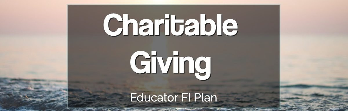 Educator FI Charitable Giving Plan