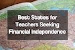 Best States for Teachers